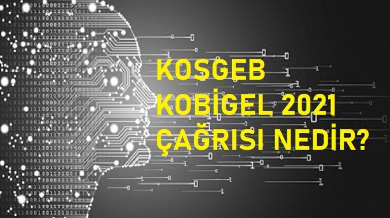 KOSGEB KOBİGEL 2021